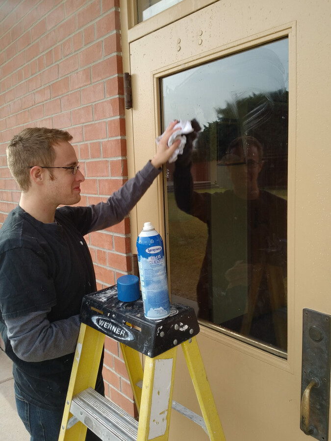 Cleaning windows 7