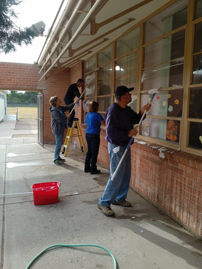 Cleaning windows 8