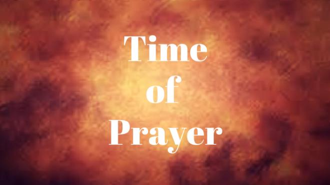6pm Prayer Meeting