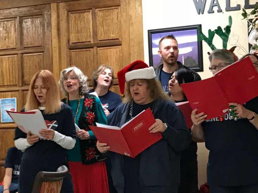FCFT Christmas Choir 1