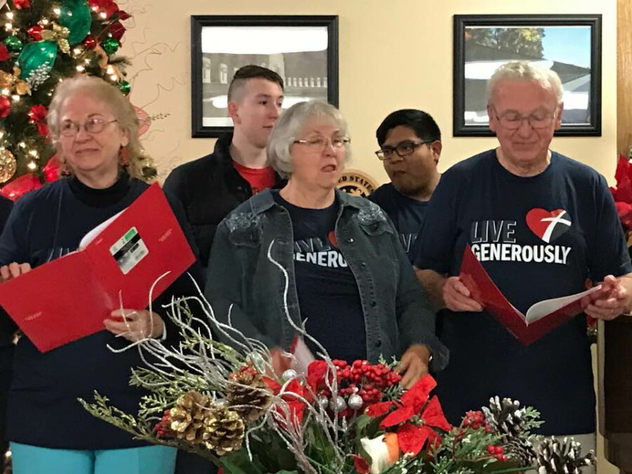 FCFT Christmas Choir 2
