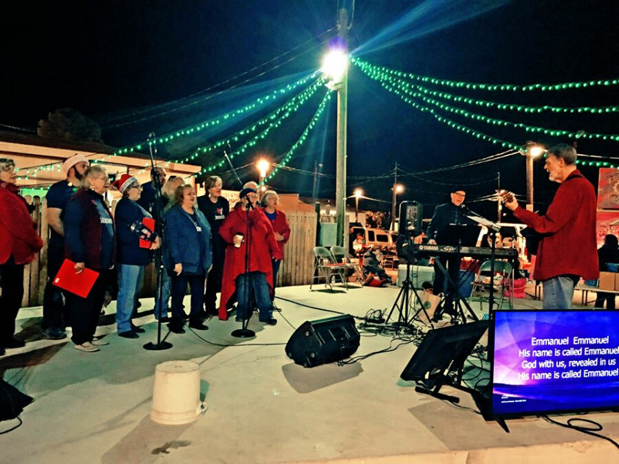 FCFT Christmas Choir TV1