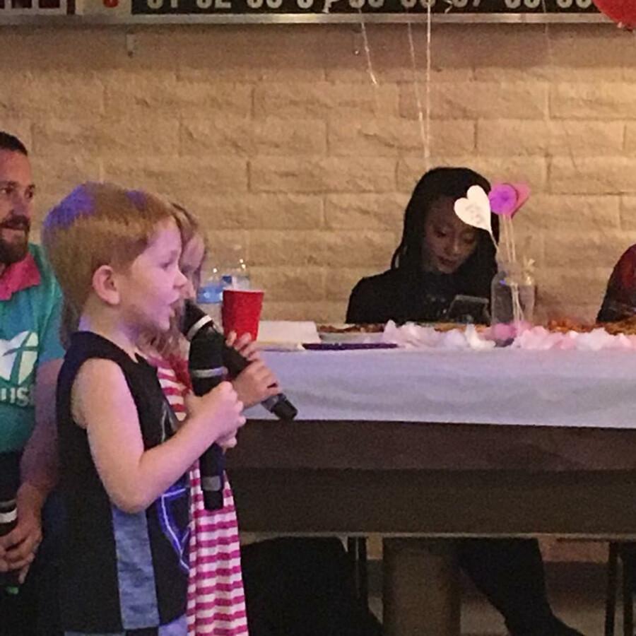 karaoke--Jeremiah & MacKenzie