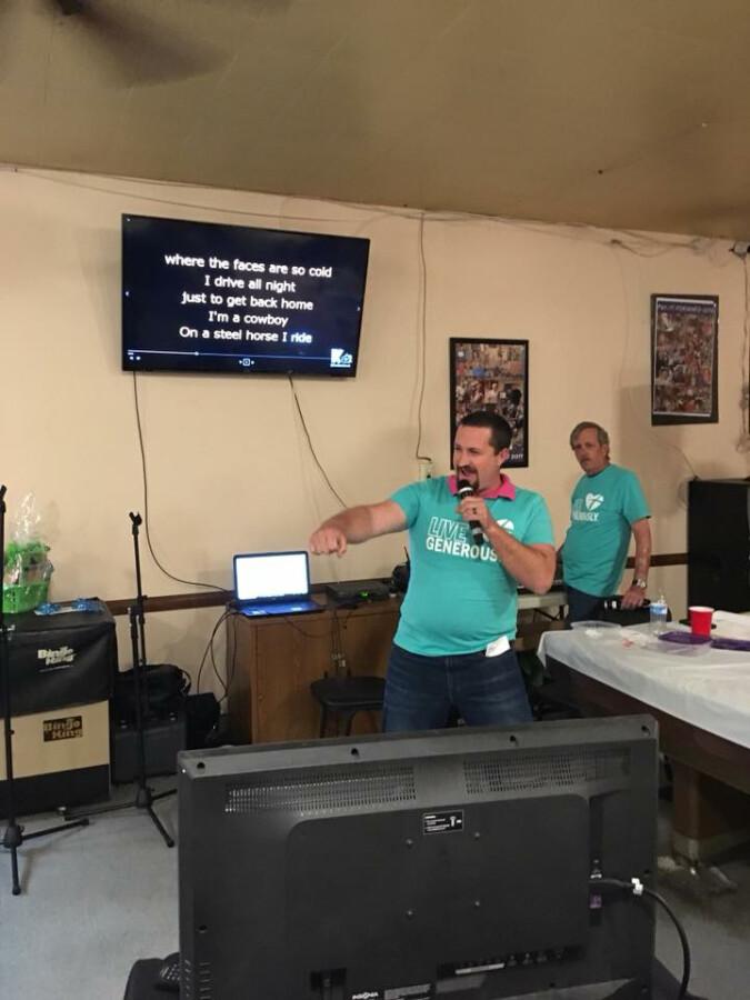 Karaoke--Jesse