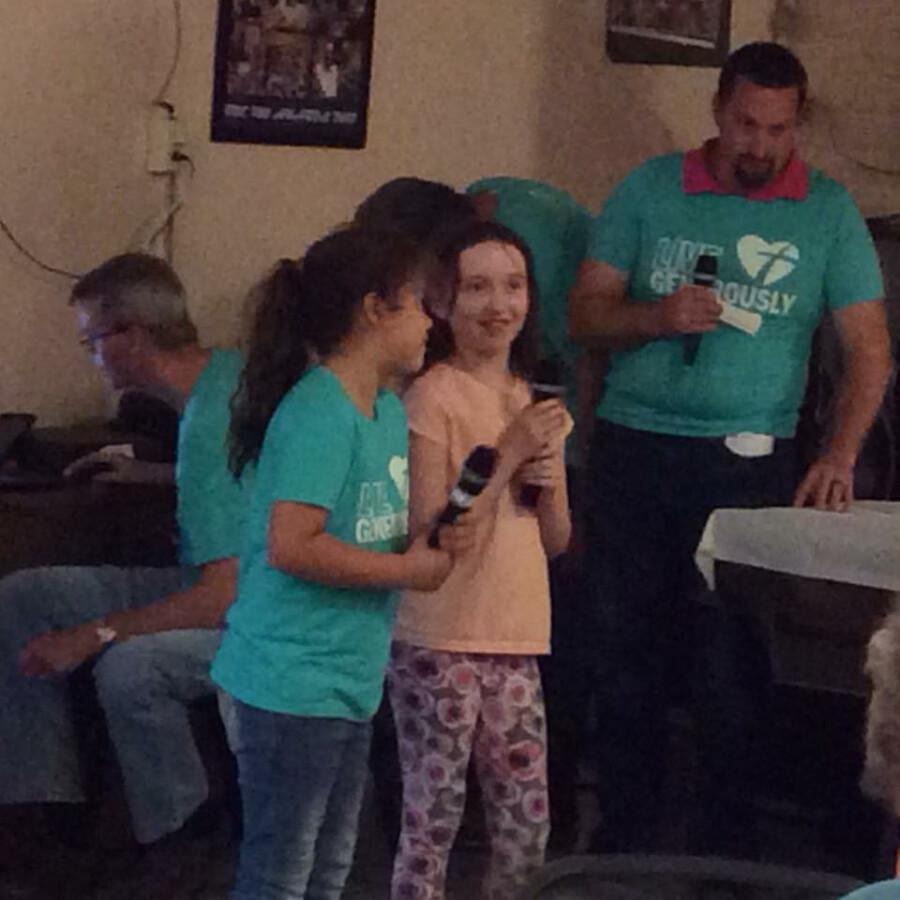 Karaoke--Kimmy & Anya