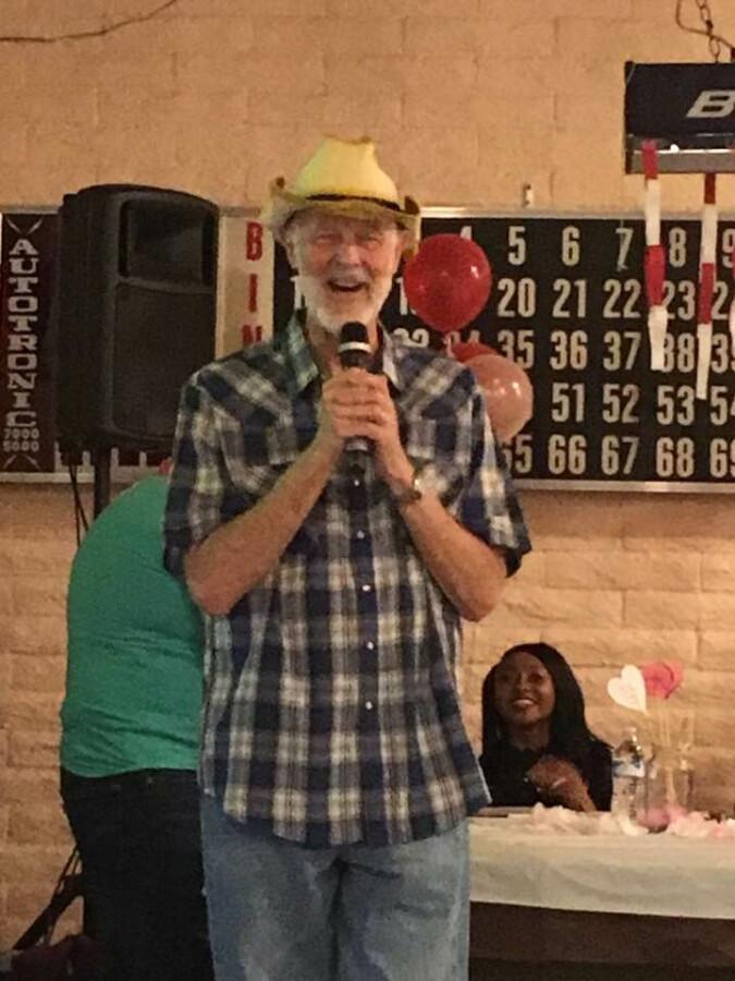 Karaoke--Pastor Virgil
