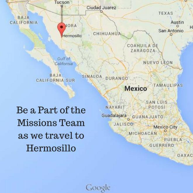 Missions Team to Hermosillo