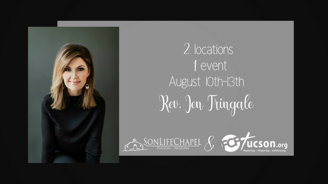 Special Weekend with Rev. Jen Tringale