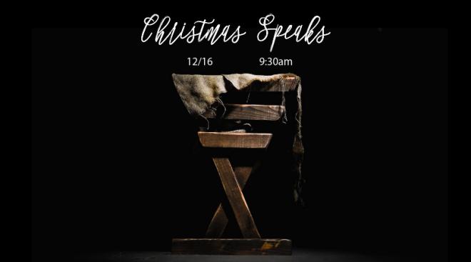 9:30am Christmas Celebration Sunday Service