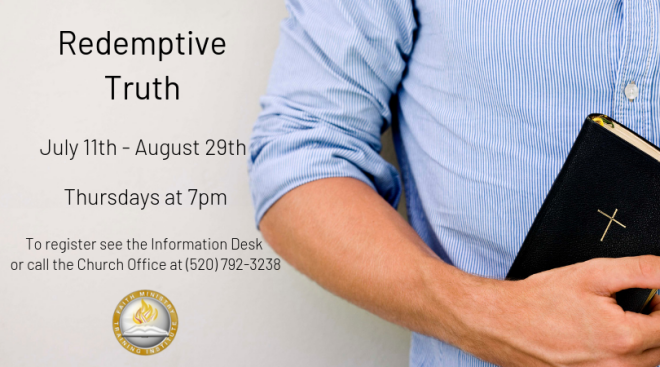 7pm FMTI--Redemptive Truth
