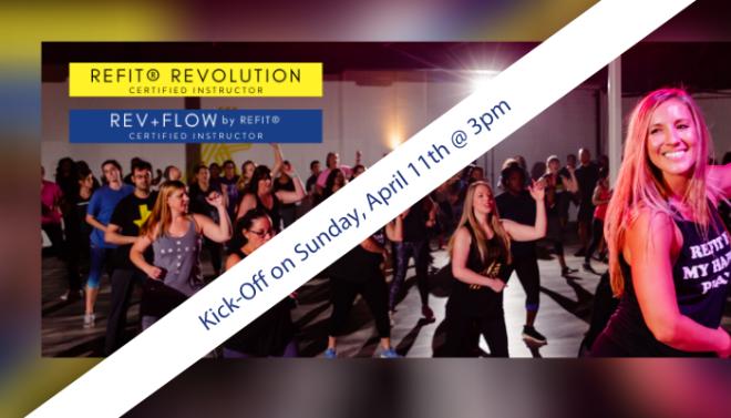 3pm REFIT® dance fitness