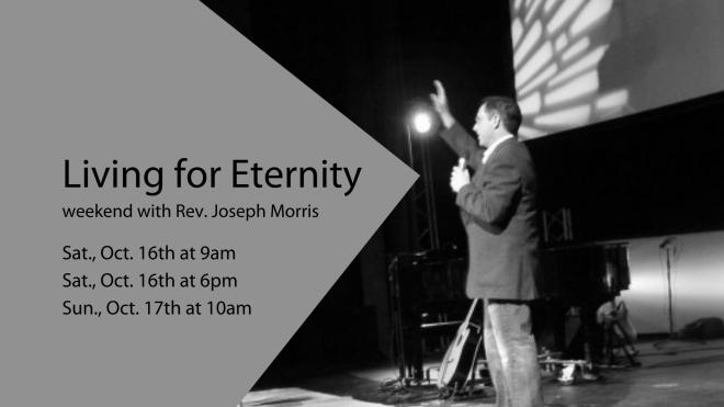 9am Living for Eternity